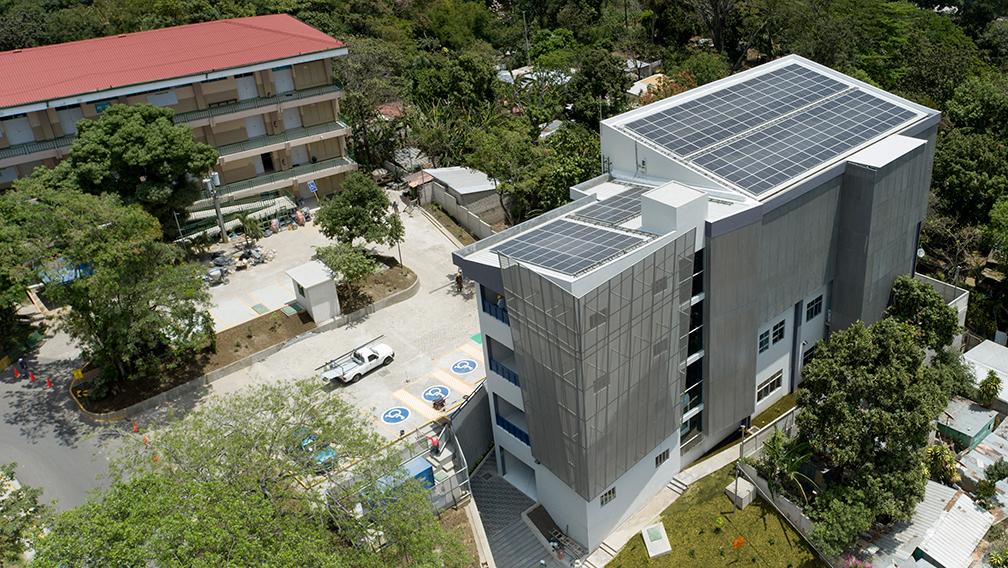 edificio tecnologia educativa uees