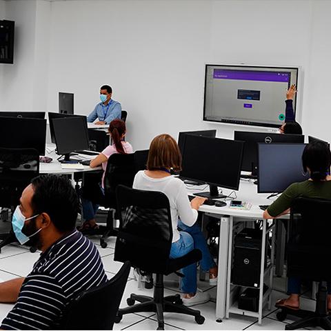 tecnolab uees laboratorio diseño multimedia